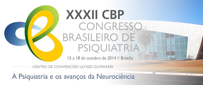 XXXII Congresso Brasileiro de Psiquiatria
