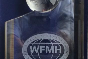 2014 Richard Hunter Memorial Award of Excellence atribuído à ENCONTRAR+SE