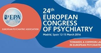 24th European Congress of Psychiatry