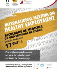 INTERNATIONAL MEETING ON HEALTHY EMPLOYMENT