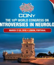 10th anniversary World Congress on Controversies in Neurology (CONy)