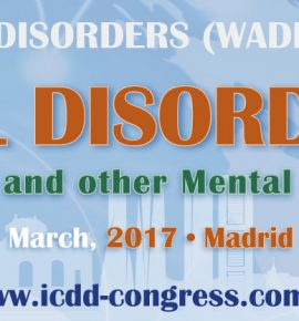 The V International Congress on Dual Disorders