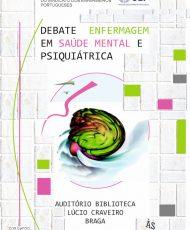 Debate sobre Enfermagem em Saúde Mental e Psiquiátrica