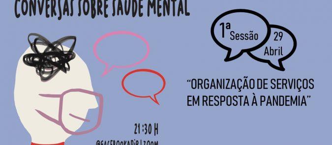 Webinar - Conversas sobre Saúde Mental