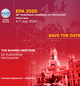 28th European Congress of Psychiatry