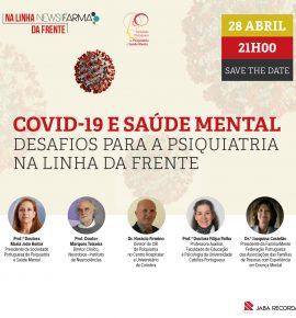 Webinar - Covid-19 e Saúde Mental