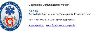 Assinatura de Protocolo com a Sociedade Portuguesa de Emergência Pré Hospitalar