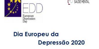 Dia Europeu da  Depressão 2020