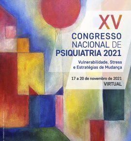 XV Congresso Nacional de Psiquiatria 2021